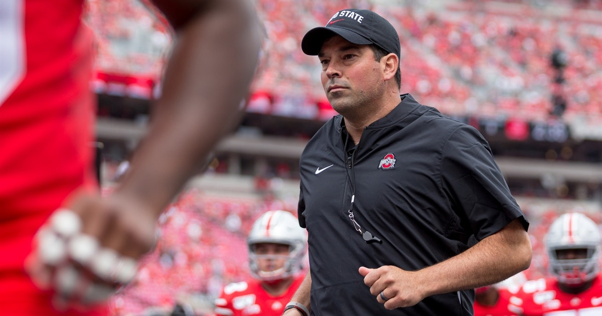 Coach Cam: The best of Ryan Day coaching his first game at Ohio State