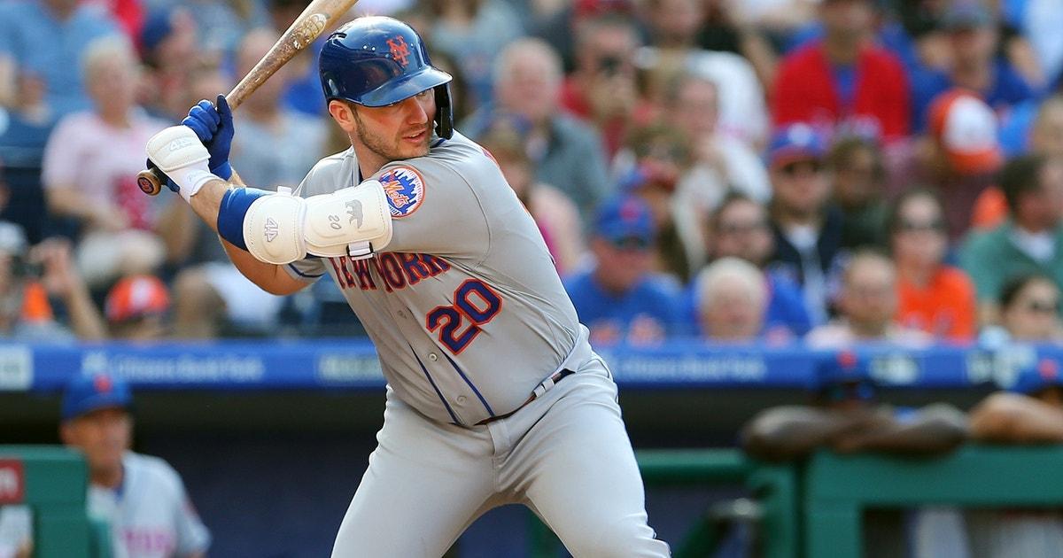 Pete Alonso smashes league-leading 45th home run of the season