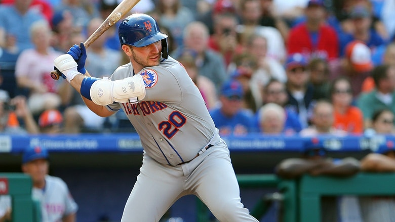 Pete Alonso smashes league-leading 45th home run of the season