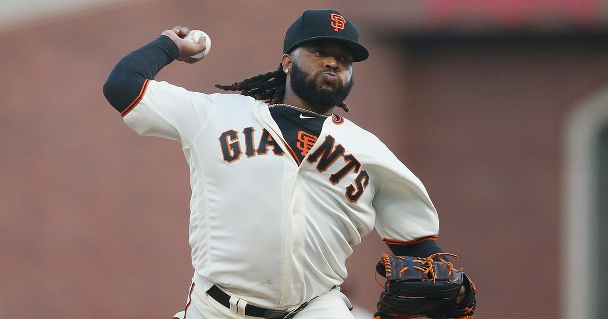 Giants beat Pirates behind Johnny Cueto's strong performance in his return from Tommy John