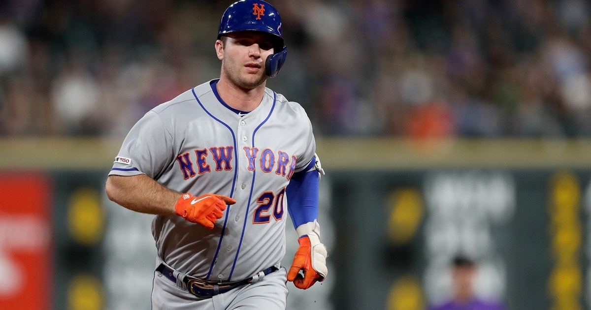 Pete Alonso belts league-leading 48th home run of the season in win over Rockies