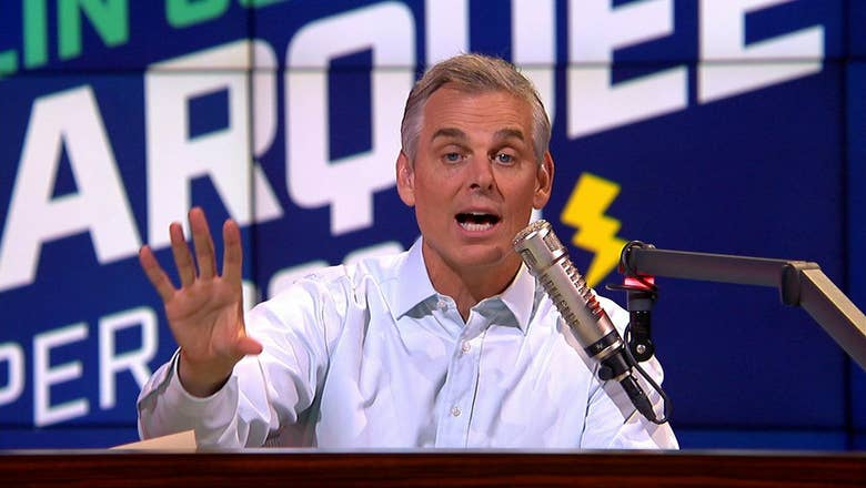 Colin Cowherd picks Week 2 college football in the Marquee 3