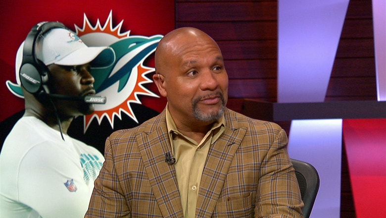 Hue Jackson believes Brian Flores would be able to survive an 0-16 season