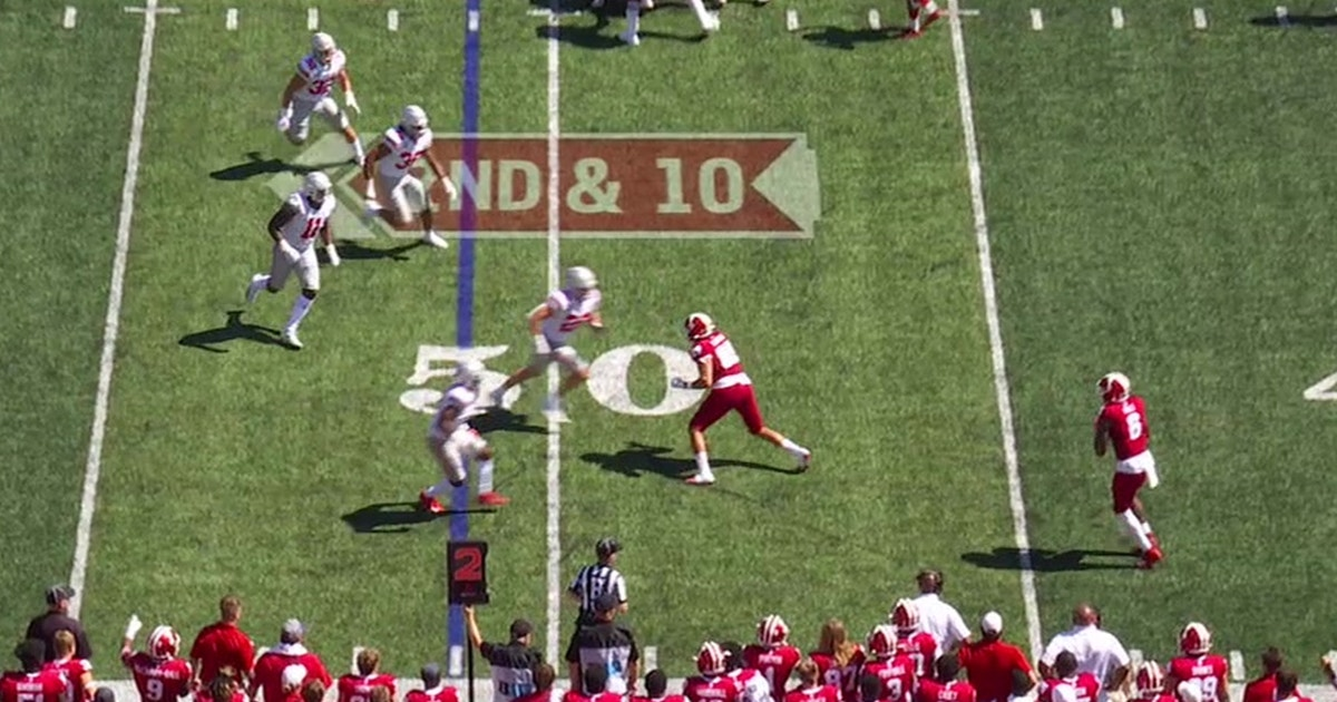 Indiana's 50-yard trick play gives Hoosiers their first TD vs. Ohio State