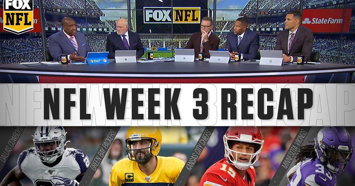 Week 2: New-look Packers, contending Cowboys, and Mahomes' MVP defense   NFL on FOX