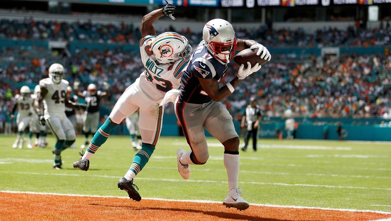 Greg Jennings was impressed by the way Tom Brady incorporated Antonio Brown in win over Miami