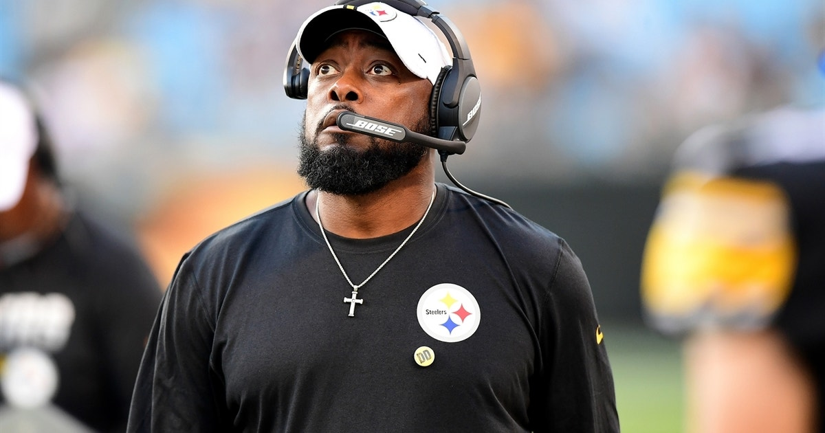 Tony Gonzalez thinks this season will be Mike Tomlin's biggest test as a head coach