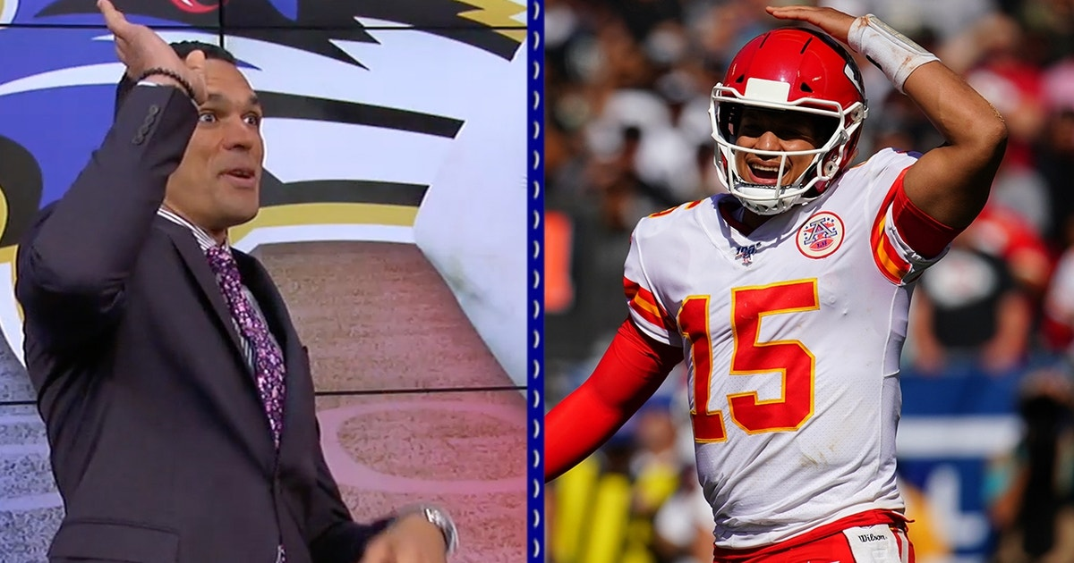 Patrick Mahomes 'reminds me of Steph Curry' — Tony Gonzalez on how the Chiefs QB is changing the game