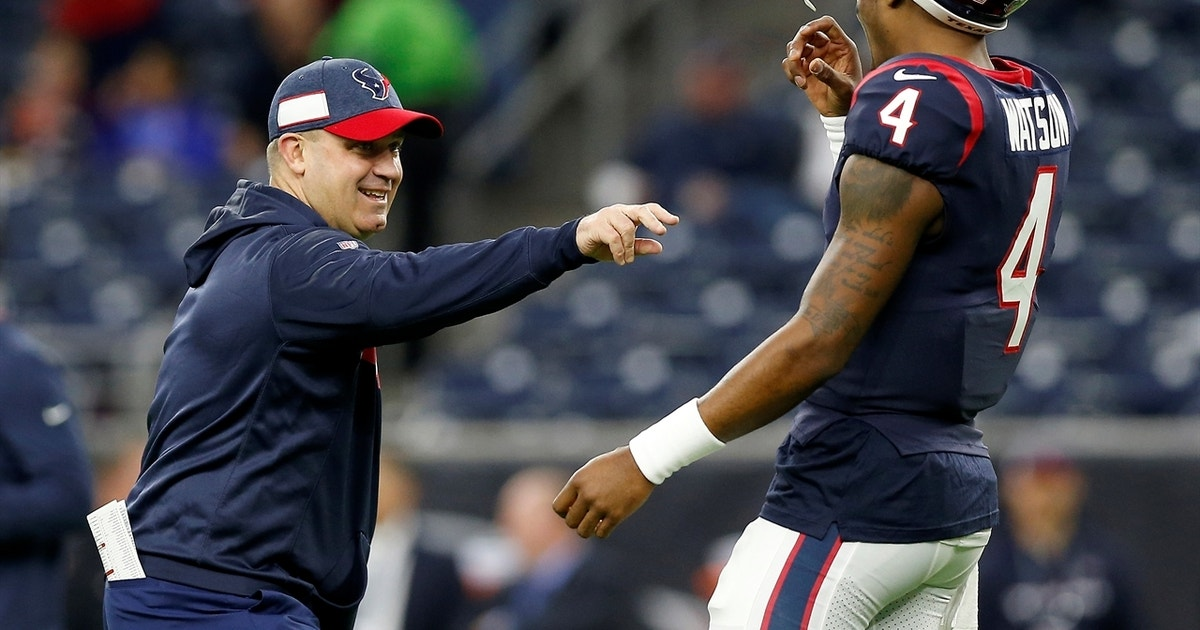 Mark Schlereth on why he disagrees with how Bill O'Brian calls plays for Deshaun Watson