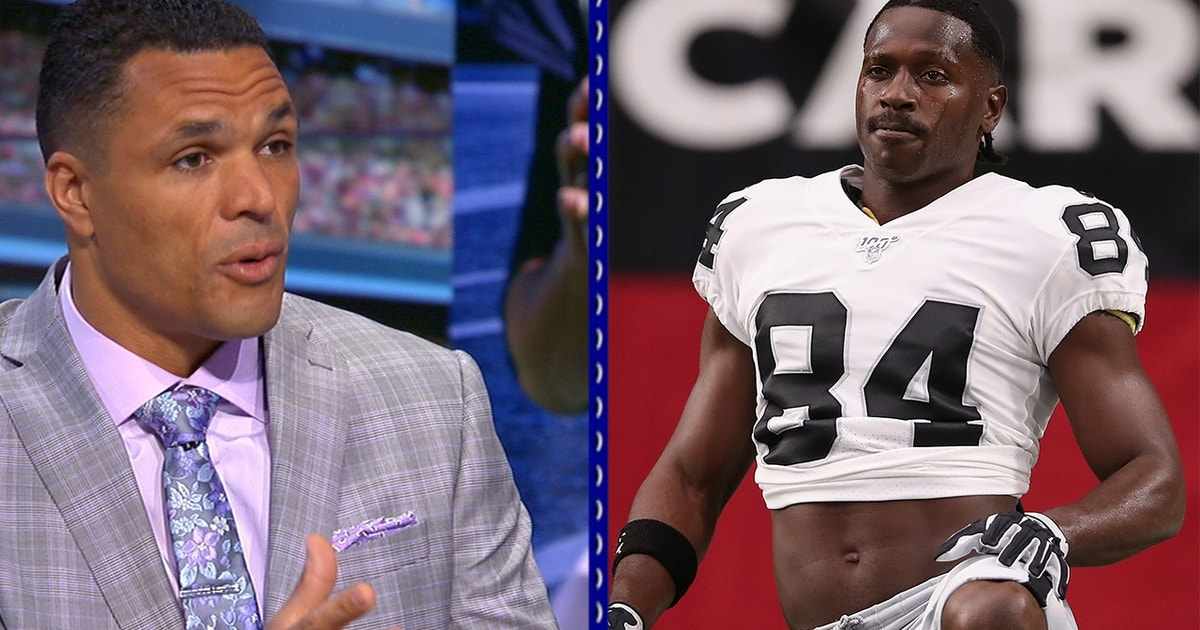 Tony Gonzalez: Antonio Brown to the Patriots could be a match 'for the rest of his career'