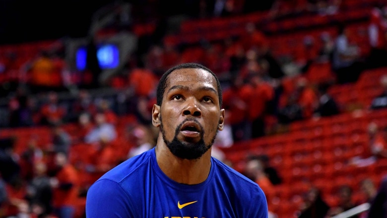 Nick Wright believes Kevin Durant continuing to talk will increase the noise around him