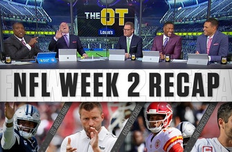 Cowboys, Rams and Chiefs all had big Week 2 performances — the FOX NFL crew recap Sunday's action