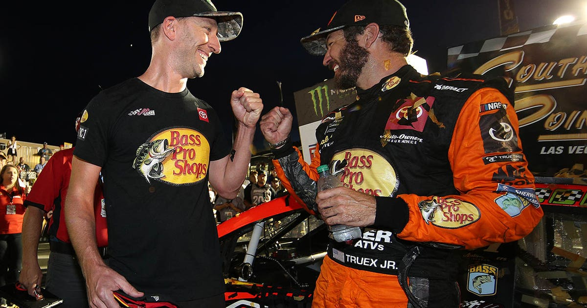 Winner's Weekend: Martin Truex Jr. and Cole Pearn at Las Vegas