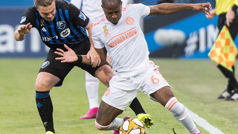 Impact eliminated from playoff race with tie with Atlanta