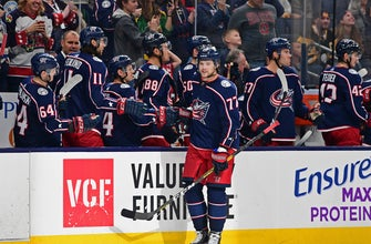 Blue Jackets ready to move past stars' departures