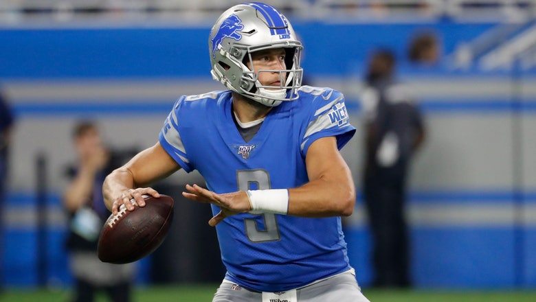 Stafford overcomes mistakes to help Lions top Chargers 13-10