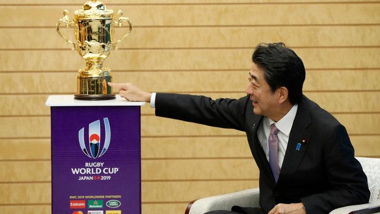 All Blacks aim for three-peat; Japan's big ambitions at RWC