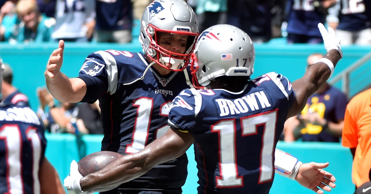Eric Mangini: If Josh Gordon and Antonio Brown stay with the Patriots they're going to be difficult to beat