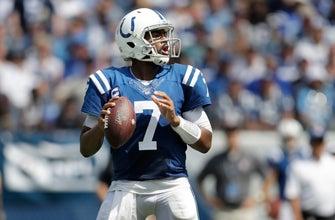 Brissett spoils Titans' opener, rallying Colts to 19-17 win