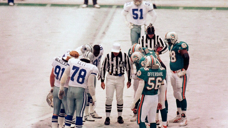 NFL at 100: '93 ending sent teams in different directions