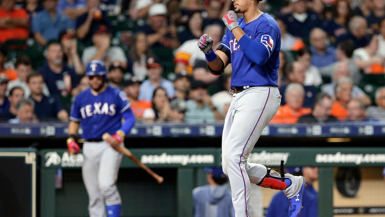 Allard allows Two Runs as Rangers lose 3-2 to Astros