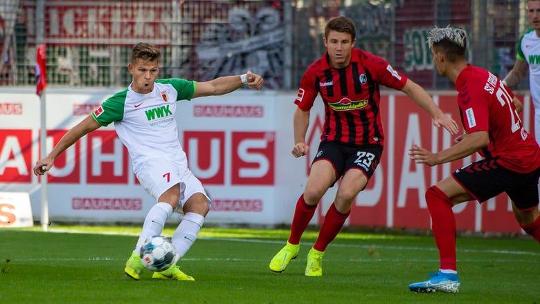 SC Freiburg vs. FC Augsburg   2019 Bundesliga Highlights