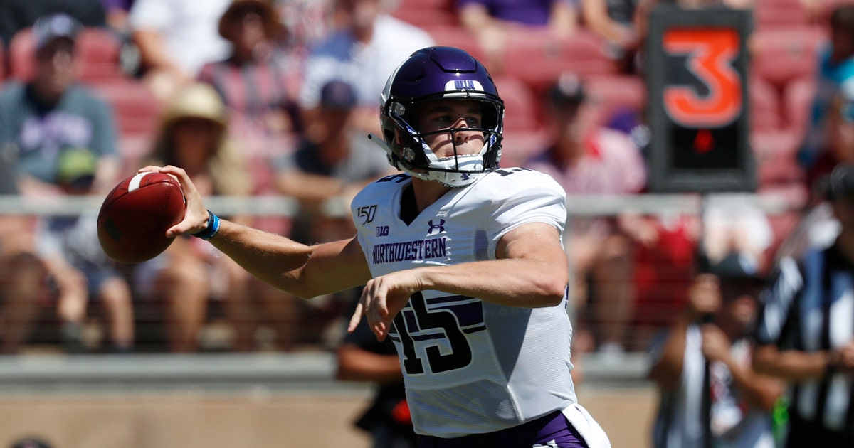 Northwestern's Johnson looks to rebound against UNLV | FOX Sports