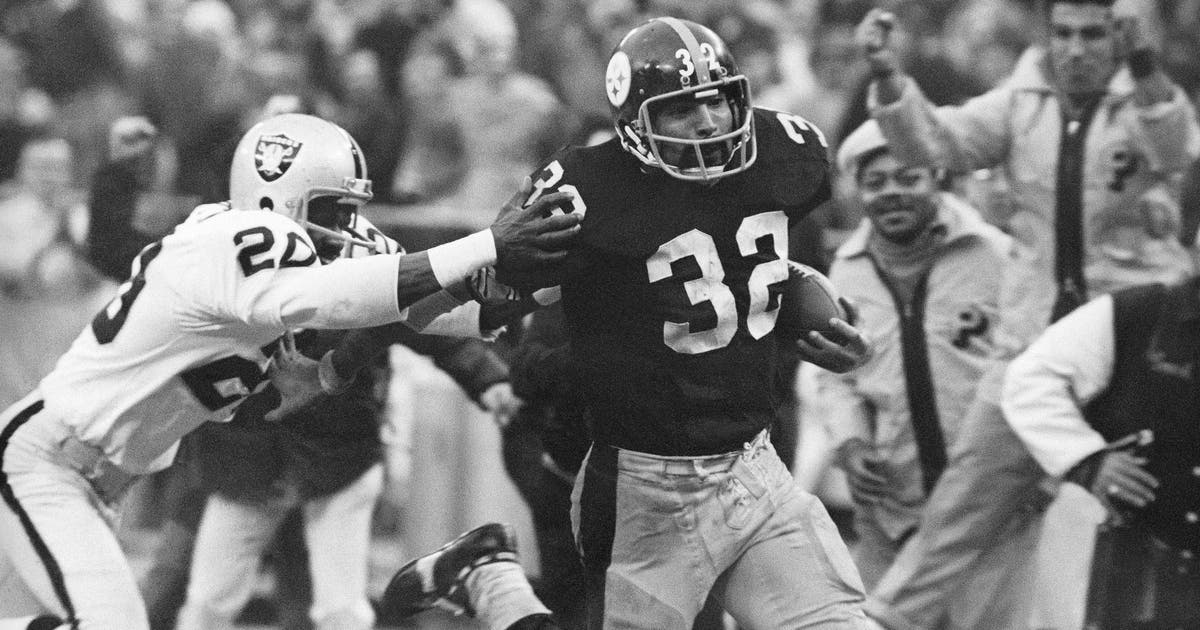 Immaculate: Franco Harris' TD catch voted greatest NFL play | FOX Sports