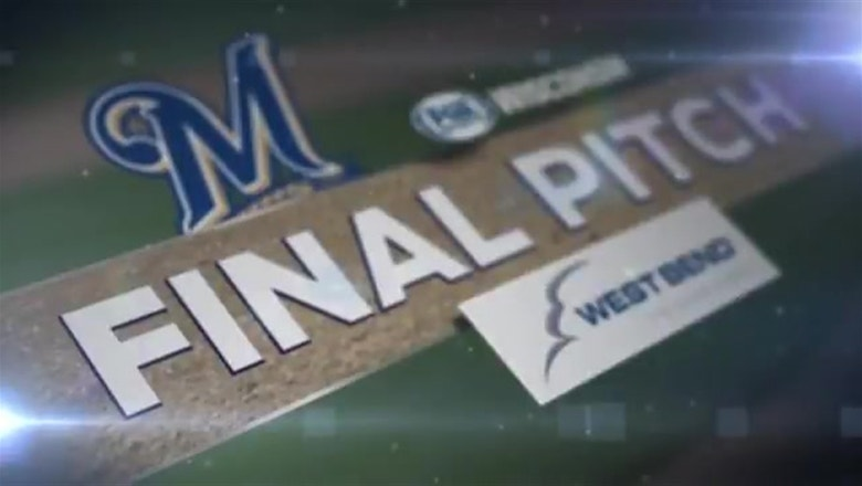 Brewers Final Pitch: Milwaukee within two games of second NL Wild Card spot