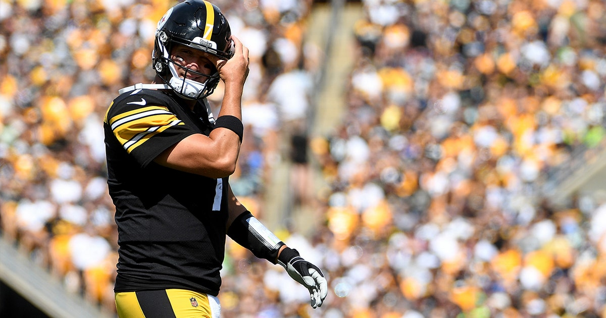 Seattle Seahawks beat Steelers in Pittsburgh, Big Ben leaves game with injury