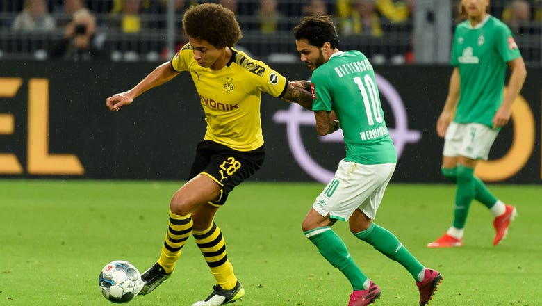 Borussia Dortmund vs. Werder Bremen | 2019 Bundesliga Highlights