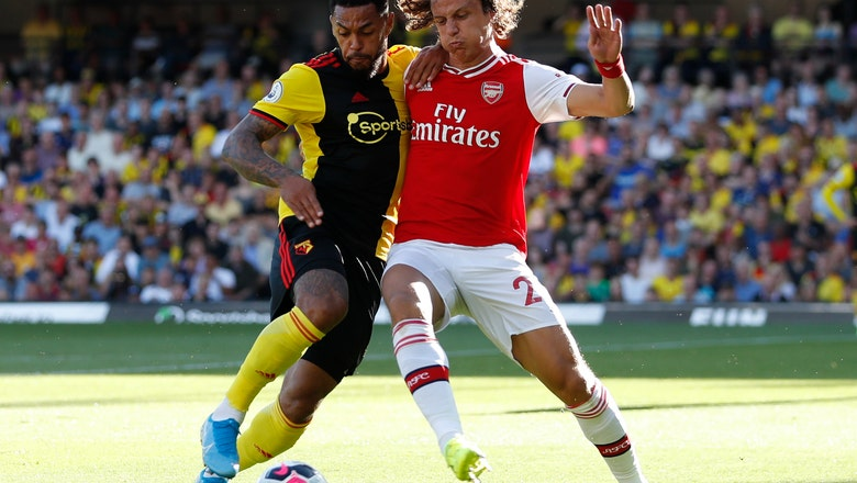 Flores sees Watford fight back in 2-2 draw with Arsenal
