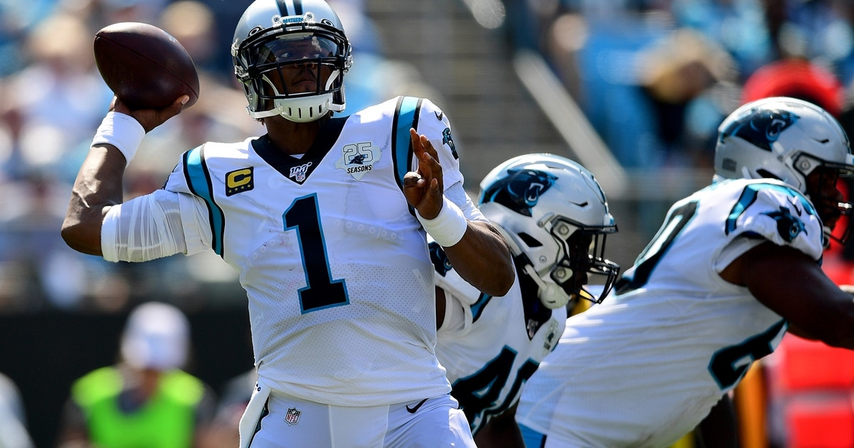 Cris Carter: Cam will have to be a pocket passer if Panthers are going to reach their potential