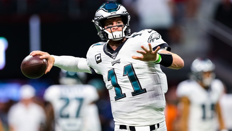 Danny Kanell: Eagles will have to rely on Carson Wentz to beat the Lions