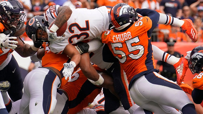 Packers not sleeping on Denver's sackless Miller-Chubb duo