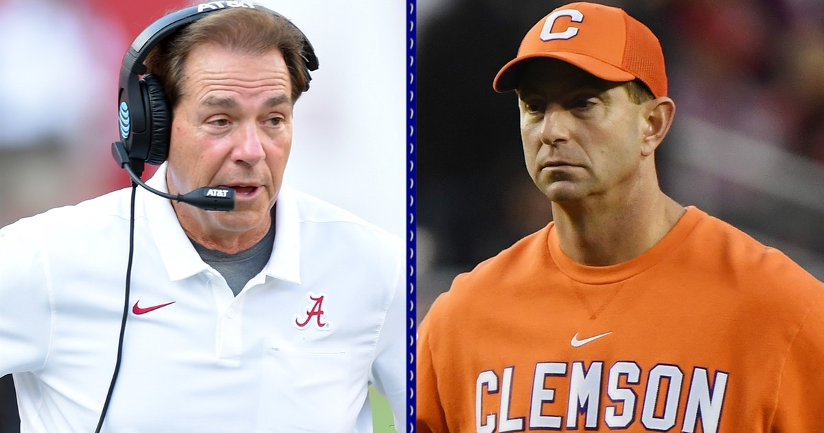Will the College Football Playoff be 2018 all over again? The Big Noon Kickoff crew discusses ahead of Week 3
