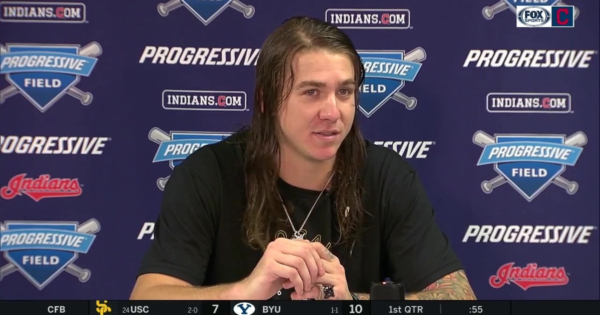Michael Clevinger pitched well, but lack of Tribe offense and Polanco's HR doom Tribe