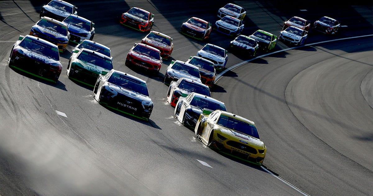 HIGHLIGHTS: Playoff Race 1 – Las Vegas