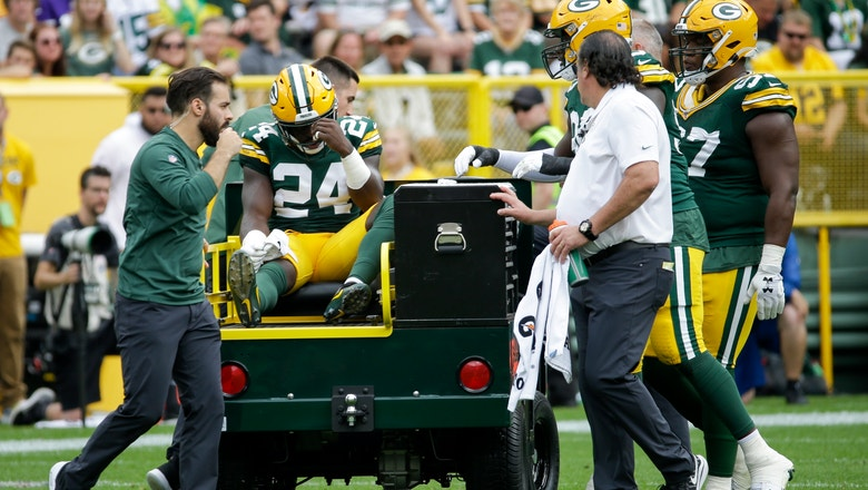 Packers take 'mental day' to rest in middle of tough stretch