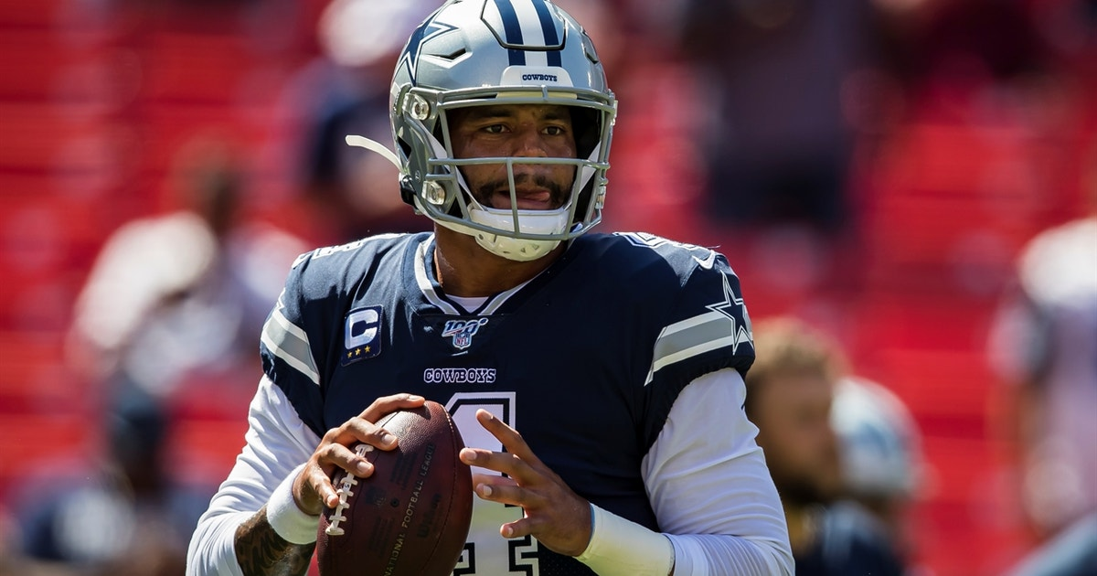 Nick Wright is impressed by Dak Prescott, disappointed in Baker Mayfield through two weeks