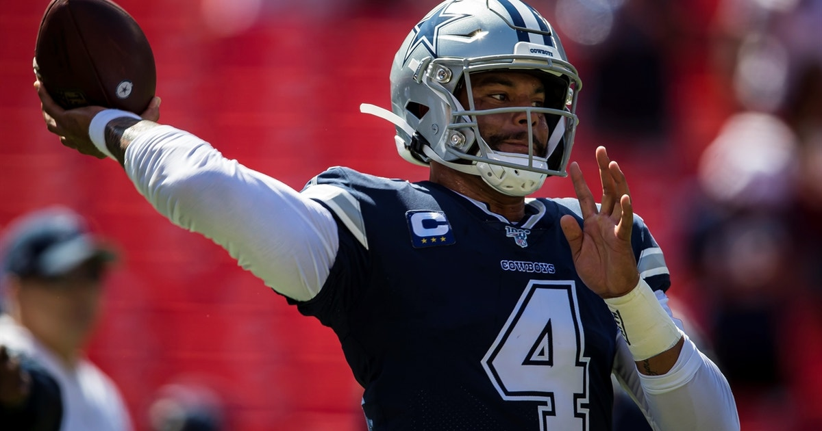 Cris Carter thinks Cowboys are better than the Eagles because of Dak Prescott