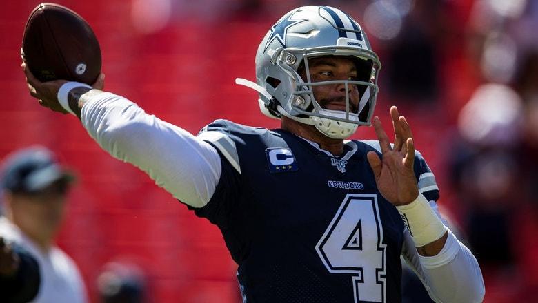 Cris Carter says Dak Prescott gives Cowboys edge over Eagles in NFC East