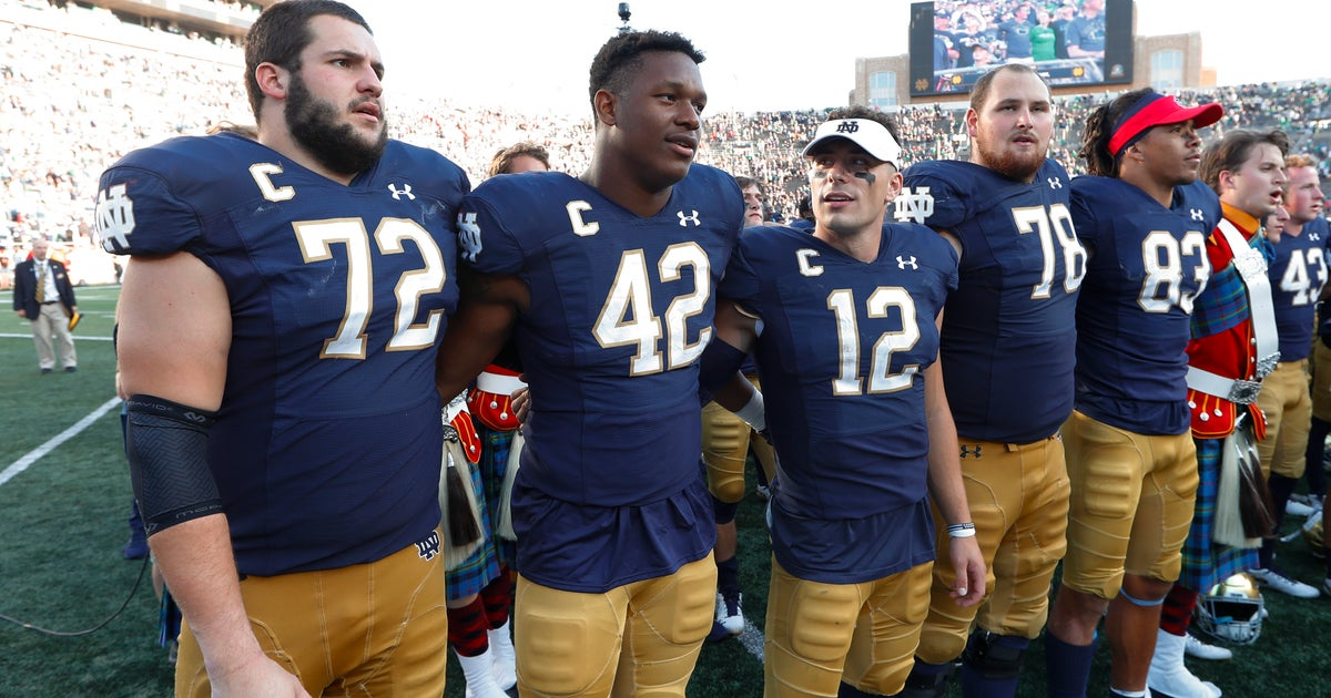 Column: Time for Notre Dame to start making new memories   FOX Sports