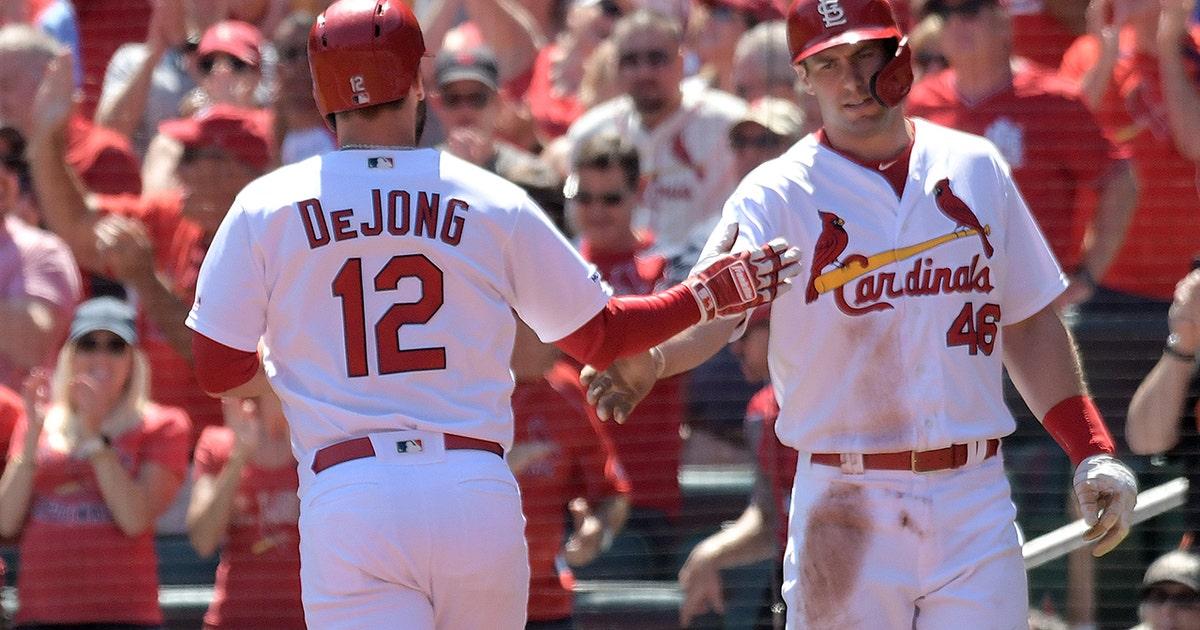 Has Paul DeJong been the Cardinals team MVP?