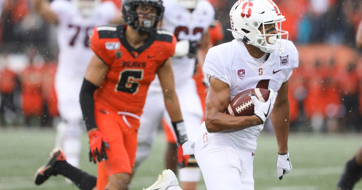 Mills starts and Stanford overcomes Oregon State 31-28 | FOX Sports