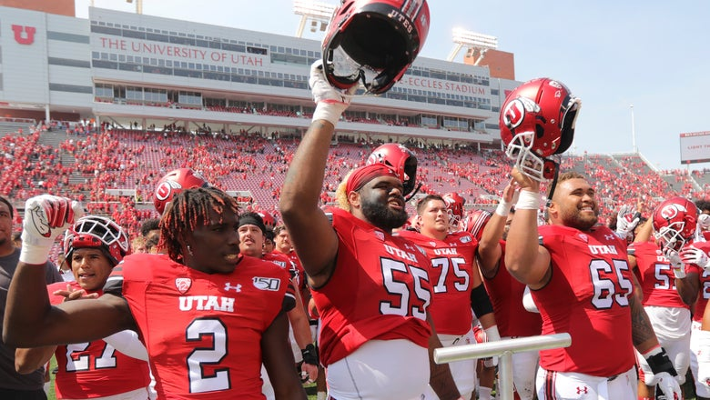Efficient play elevating No. 11 Utah's offense
