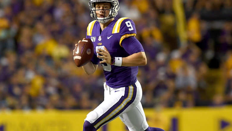 Burrow clinical, No. 4 LSU downs Northwestern State, 65-14