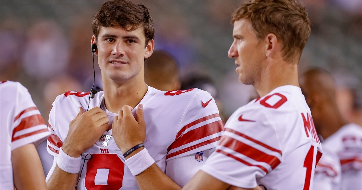 Cris Carter: Eli Manning is a special human being for being willing to mentor Daniel Jones