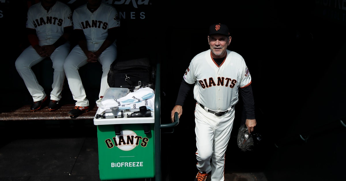 Bochy loses to Dodgers 9-0 in final game as Giants manager | FOX Sports