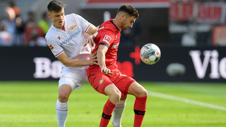 Bayer Leverkusen vs. 1. FC Union Berlin | 2019 Bundesliga Highlights